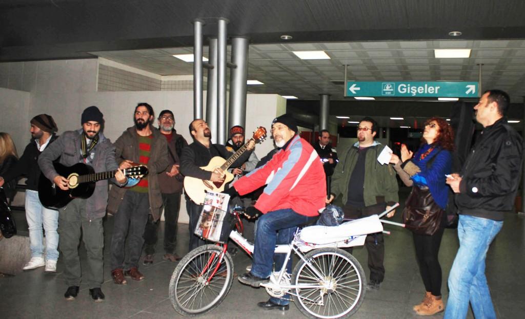 Sokak Orkestrası Bisiklet1