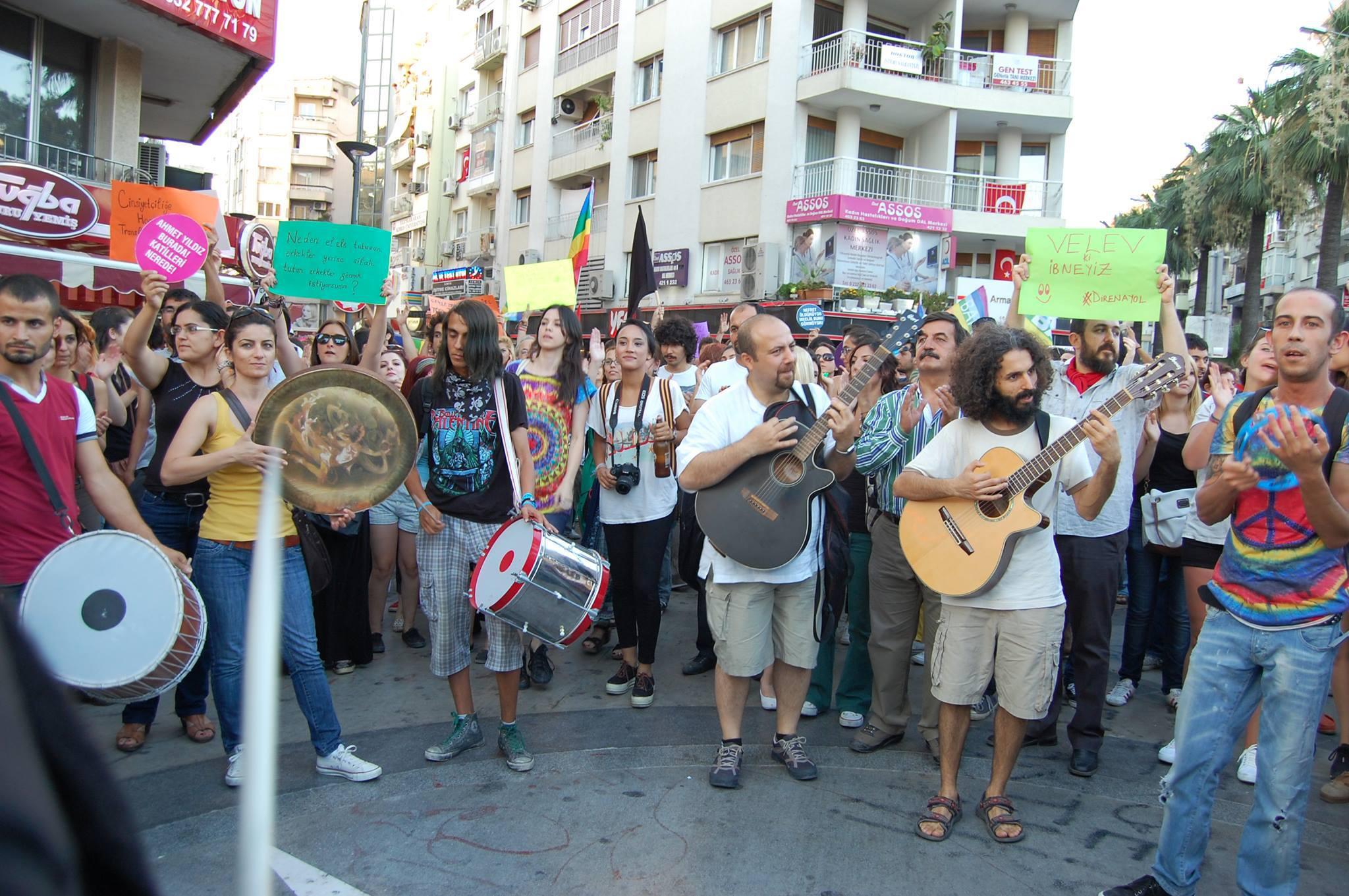 LGBT Sokak Orkestrası 2013