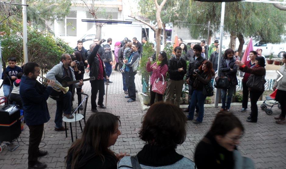Sokak Orkestrası Nergiz